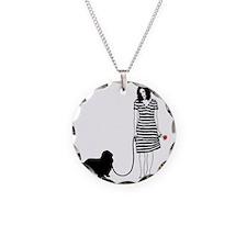 English-Toy-Spaniel11 Necklace