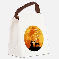 Doberman-Pinscher22 Canvas Lunch Bag