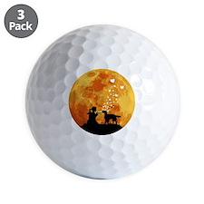 English-Setter22 Golf Ball