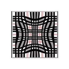 "spiderweb6 Square Sticker 3"" x 3"""