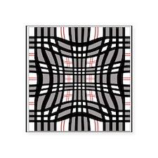 """spiderweb6 Square Sticker 3"""" x 3"""""""