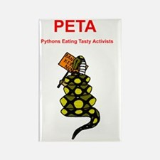 PETA Rectangle Magnet