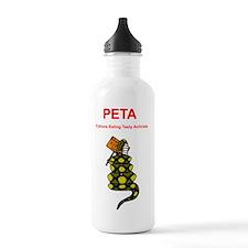 PETA Water Bottle