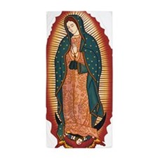 guadalupe_y Beach Towel