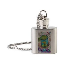 Mariam's Matisse Flask Necklace