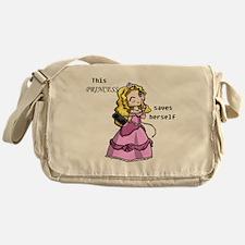 3-princess Messenger Bag