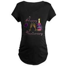 Anniversary pink and purple T-Shirt