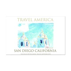 Travel San Diego Posters