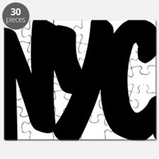 NYC Brushed W Puzzle