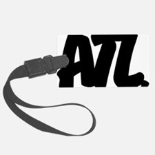 ATL Brushed W Luggage Tag
