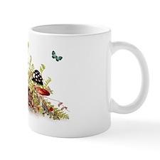 Woodland Mouse - Fabric Pattern 5 Mug