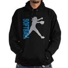 play softball Hoody