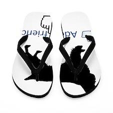 Field-Spaniel13 Flip Flops