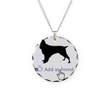 Field-Spaniel13 Necklace