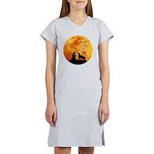 German-Shepherd22 Women's Nightshirt