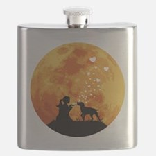 German-Shorthaired-Pointer22 Flask