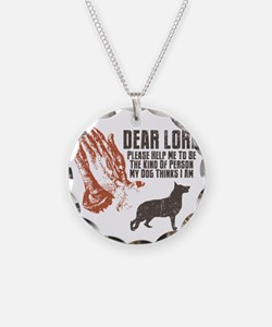 German-Shepherd19 Necklace