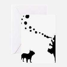 French-Bulldog28 Greeting Card