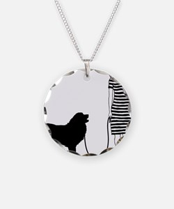Great-Pyrenees11 Necklace