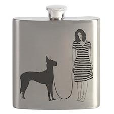 Great-Dane11 Flask