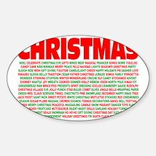 christmas Decal