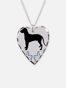 Hanoverian-Hound07 Necklace