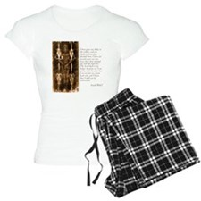 Isaiah 50-6-7 Pajamas