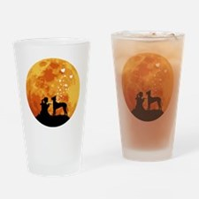 Great-Dane22 Drinking Glass