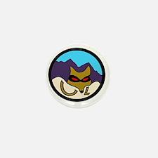 CazaLadronLogo1 Mini Button