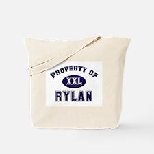Property of rylan Tote Bag