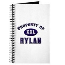 Property of rylan Journal