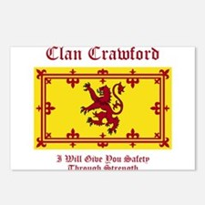 Crawford Postcards (Package of 8)