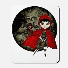 red_hood Mousepad