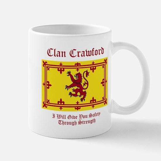 Crawford Small Mug