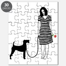 Irish-Terrier11 Puzzle