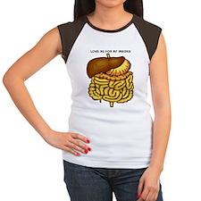 newestloveinsides Women's Cap Sleeve T-Shirt