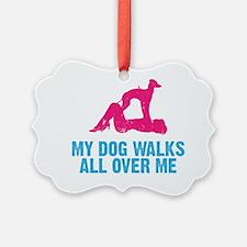 Italian-Greyhound17 Ornament