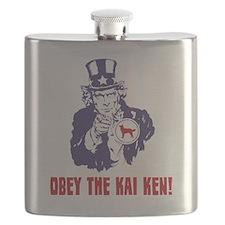 Kai-Ken18 Flask