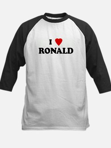 I Love RONALD Tee