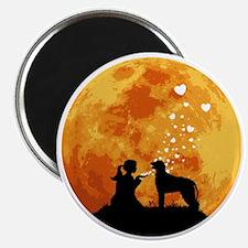 Irish-Wolfhound22 Magnet