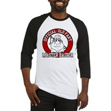 Official Old Fart - Master Baiter Baseball Jersey