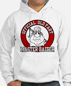Official Old Fart - Master Baiter Hoodie