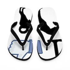 Kangal-Dog26 Flip Flops