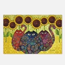 2-gatos Postcards (Package of 8)