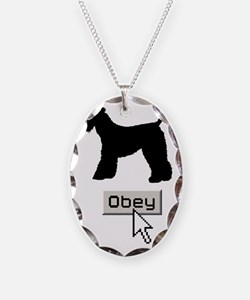 Kerry-Blue-Terrier15 Necklace