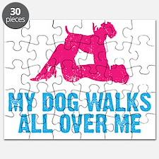 Kerry-Blue-Terrier17 Puzzle