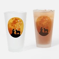 Kuvasz22 Drinking Glass