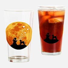 Kerry-Blue-Terrier22 Drinking Glass