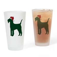 Lakeland-Terrier23 Drinking Glass