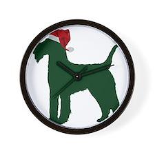 Lakeland-Terrier23 Wall Clock